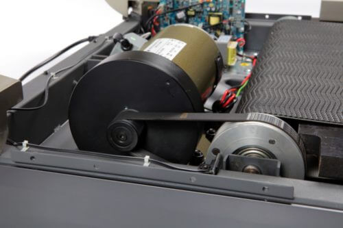 Электродвигатель для беговой дорожки