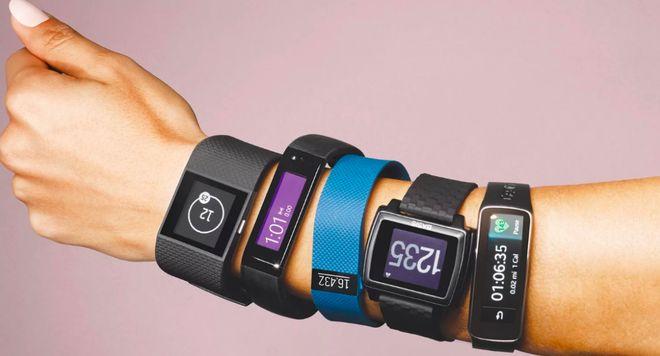 Фитнес часы и фитнес браслеты