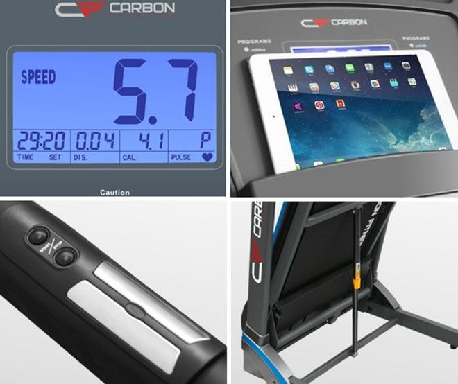 Технические характеристики Carbon T507