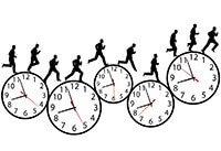 Время бега